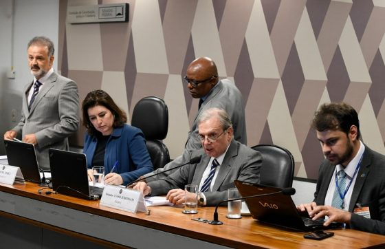 Agora, a proposta da PEC Paralela segue para votação no Plenário (FOTO: Reprodução/Agência Senado)