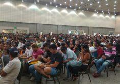 Mutirão no Centro de Eventos acontece até 29 de novembro (FOTO: Daniel Rocha/Tribuna BandNews FM)