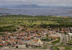 Oeiras também registrou a mesma temperatura de Jaguaribe (FOTO: Reprodução/Funceme)