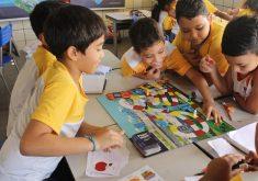 Contação de histórias e jogos de educação financeira fazem parte da programação (FOTO: Divulgação)