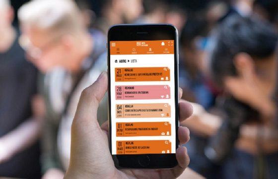 O aplicativo do Sua Nota Tem Valor é inspirado no Nota Potiguar, do Rio Grande do Norte (FOTO: Reprodução/Nota Potiguar)