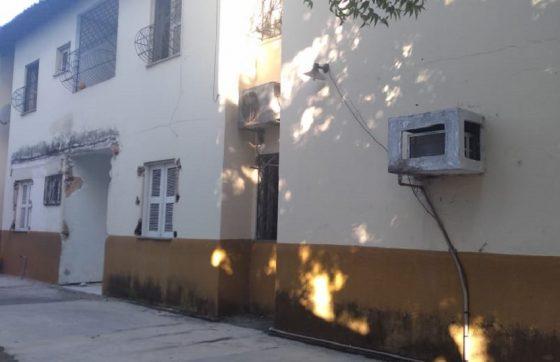 O Edifício foi interditado depois de uma vistoria da Defesa Civil (FOTO: Reprodução/Google Maps)