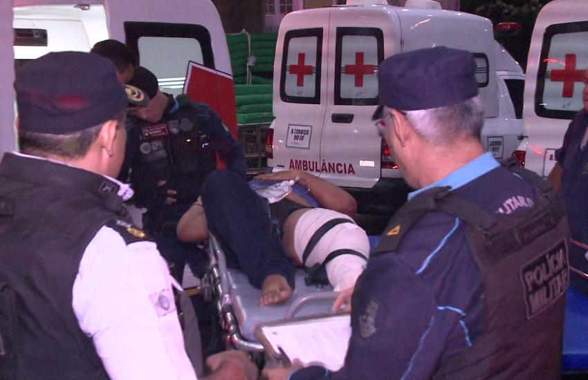 Acusados de matar PM durante tentativa de assalto em gráfica são presos