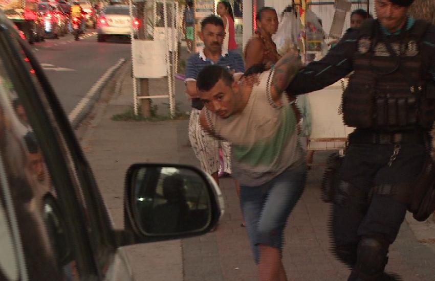 Apontado como participante do assassinato de coroinha é preso na Jacarecanga