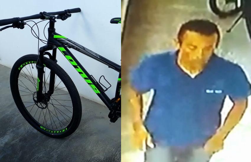 Homem invade condomínio e furta bicicleta de R$ 2 mil no Passaré