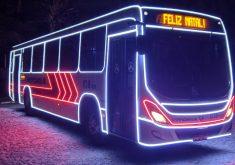 A caravana com dez ônibus acontecerá nos dias 12, 13 e 14 de dezembro (FOTO: Divulgação)
