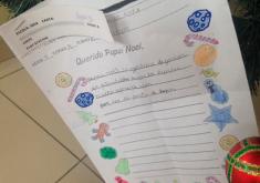 Mais de 360 mil cartinhas foram adotadas em todo o Brasil (FOTO: Roberta Tavares/Tribuna do Ceará)