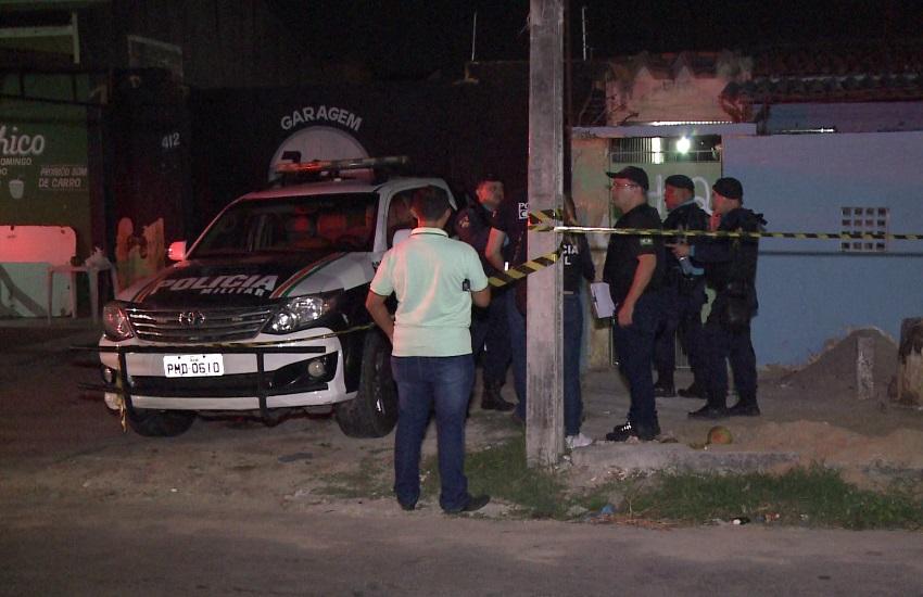 Homem é morto a tiros na festa de 10 anos da filha na Serrinha; Atirador pediu água antes de disparar