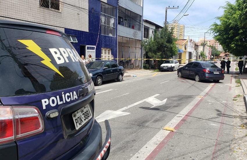 Homem mata esposa e a joga em via pública; mulher teve morte cerebral