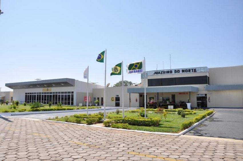 Empresa espanhola passa a gerir Aeroporto de Juazeiro do Norte