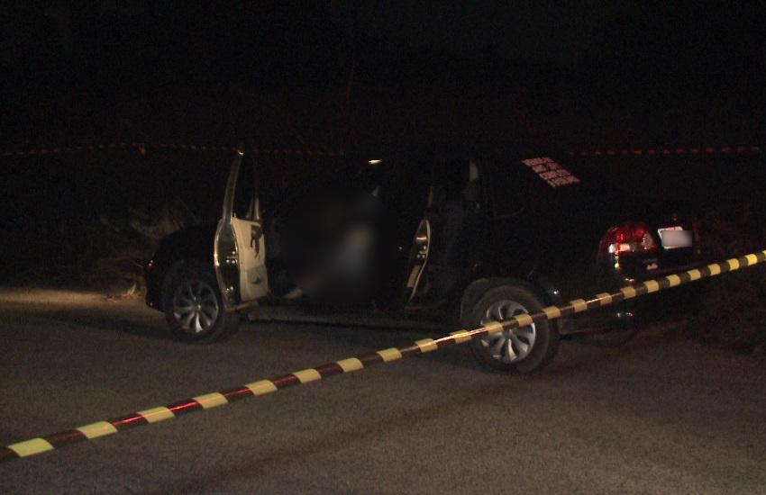 Empresário é encontrado morto dentro do próprio carro em Pacajus
