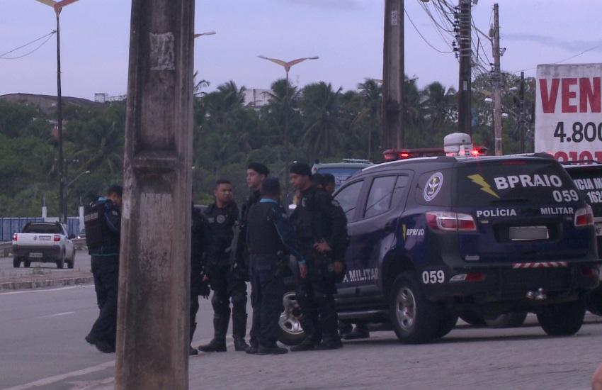 Polícia atira em PM após confundi-lo com bandido na BR-116