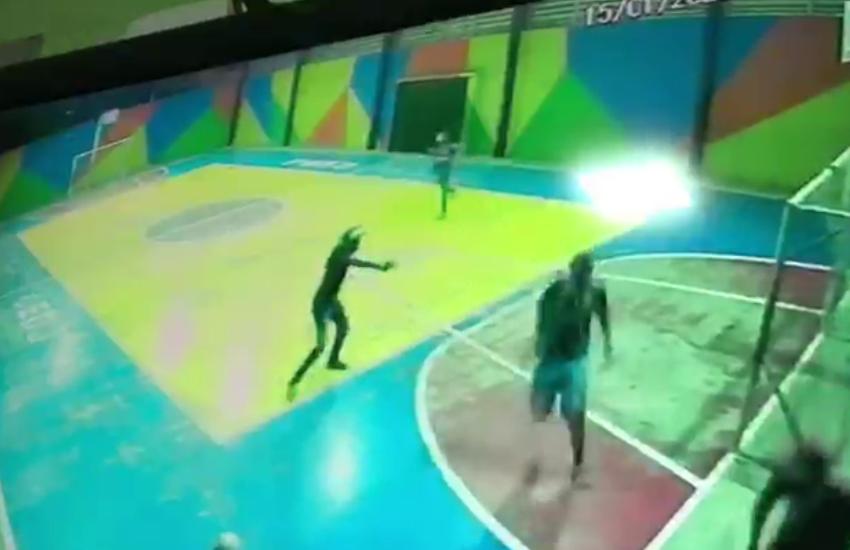 Três adolescentes são feridos durante tiroteio em escola particular em Fortaleza