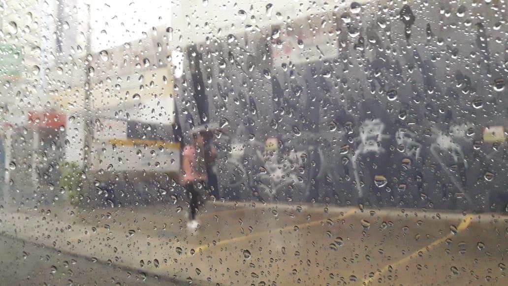 Ceará registra chuvas intensas nesta sexta-feira; Previsão é de tempo nublado no fim de semana