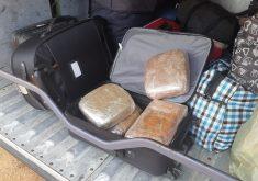 O destino da droga era Natal, no Rio Grande do Norte (FOTO: Reprodução/Polícia Rodoviária Federal)