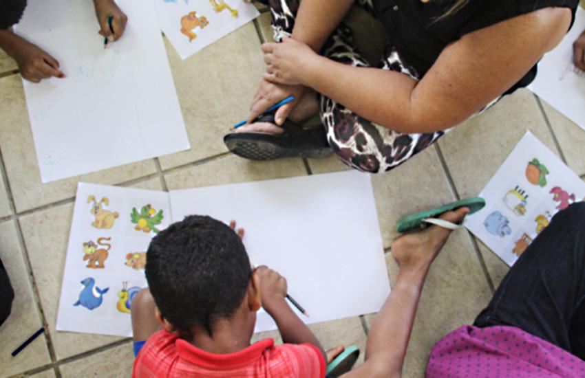 Adoção: Crianças e adolescentes acolhidos participam de atividades com pretendentes