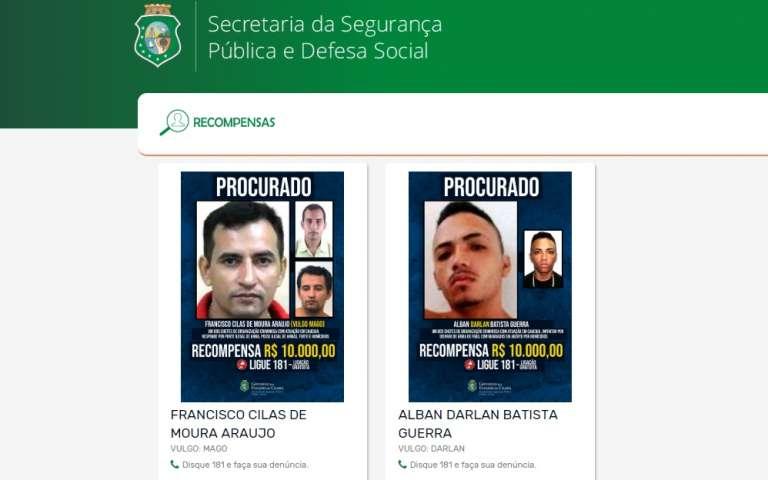 (FOTO: Divulgação/SSPDS)