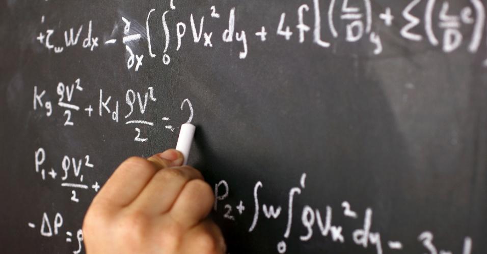 Reabertas inscrições para professor efetivo de Matemática para Engenharia