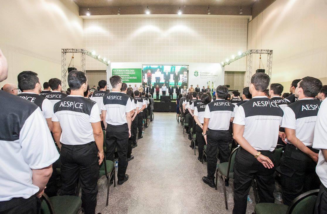 Governo anuncia nomeação de mais 255 novos policiais civis aprovados em concurso