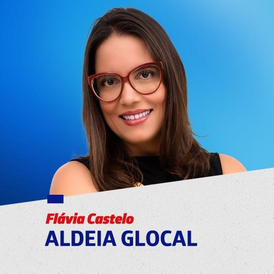 """Flávia Castelo: """"Trocar lâmpadas é mais fácil do que arranjar outros planetas"""""""