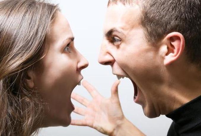 """""""Em vários lares, a agressão verbal domina a maneira de se comunicar"""""""