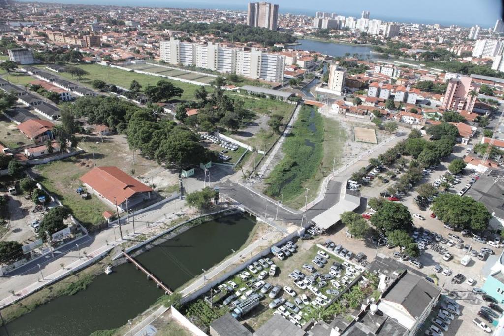 """Águeda Muniz: """"O Parque Urbano Rachel de Queiroz e nossa Fortaleza em transformação"""""""