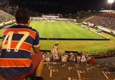 O Leão garantiu o retorno à Série B após 8 anos em uma partida emocionante (FOTO: Gabriel Borges)