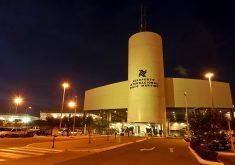 Aeroporto Internaciona Pinto Martins, em Fortaleza. (Foto: Falcão Júnior / Tribuna do Ceará)