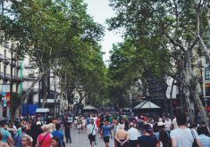 """""""Para transformar cidades, os espaços urbanos devem dialogar com os cidadãos"""". (Foto: Pexels)"""