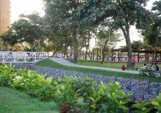 Parque do Riacho Maceió em Fortaleza