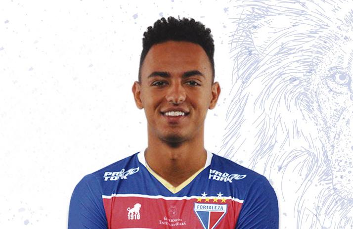 Fortaleza anuncia contratação de meia-atacante para a Série B
