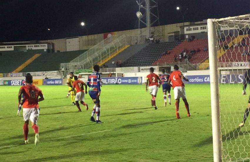 Fortaleza vence Boa Esporte e consegue 2ª vitória consecutiva na Série B