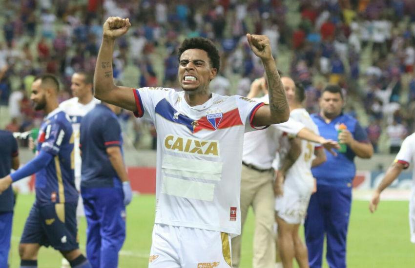 Após 8 anos, Fortaleza estreia na Série B com vitória diante do Guarani na Arena Castelão