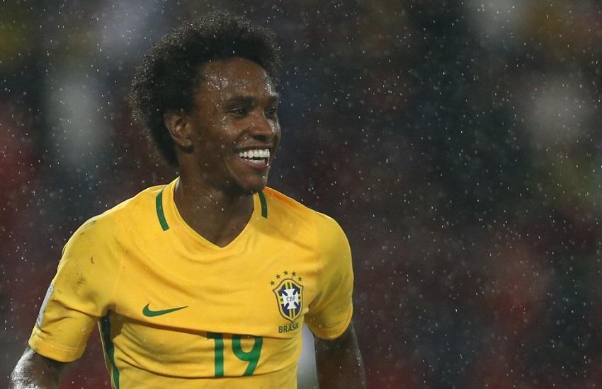 Zoação com Chaves e Mução: Wilson, do Fortaleza, relembra início de carreira ao lado de Willian, meia da Seleção