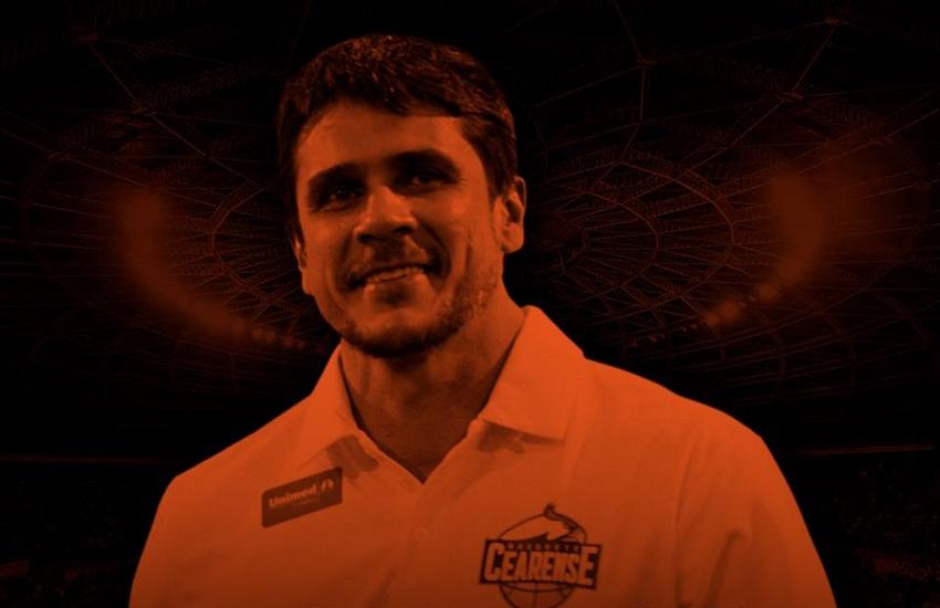 Basquete Cearense anuncia novo treinador para o NBB 11