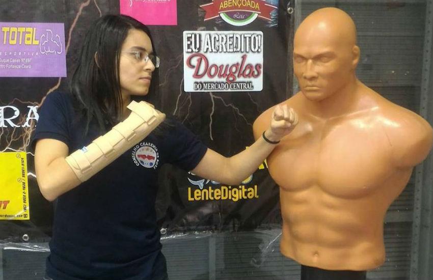 Mulheres buscam profissionalização e reconhecimento no boxe