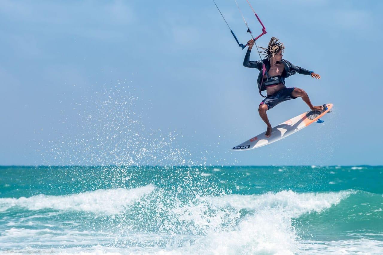 Mundial de Kitesurf acontece em novembro na Praia do Preá