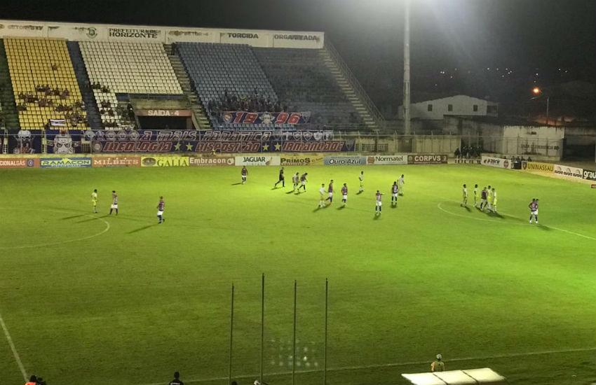 Fortaleza é derrotado para o Horizonte no Campeonato Cearense