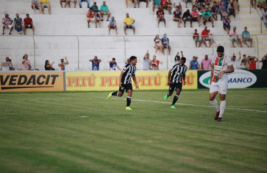Ceará vence Salgueiro e tem vantagem nas quartas de final da Copa do Nordeste