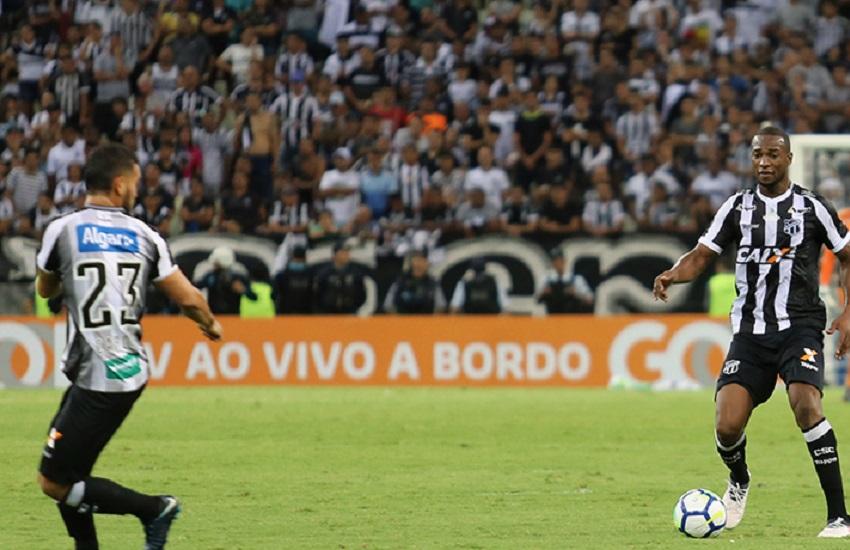 Ceará perde para o Corinthians e se complica na Copa do Brasil