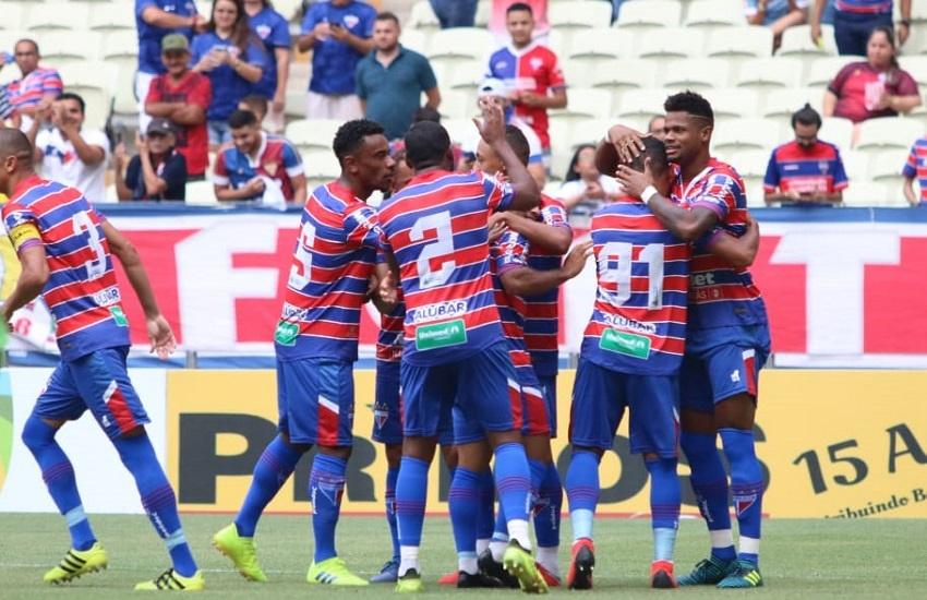 Fortaleza foi o campeão cearense de 2019 (FOTO: Xandy Rodrigues)