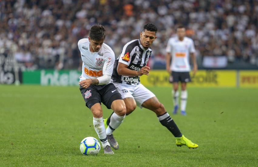 Ceará vence Corinthians, mas não consegue reverter vantagem e acaba eliminado da Copa do Brasil