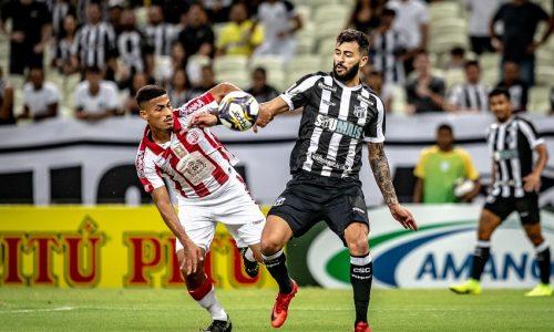 Ceará vs Náutico (Copa do Nordeste)