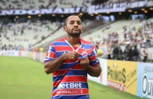 Edinho foi o grande nome do jogo (FOTO: Leonardo Moreira/Fortaleza EC)