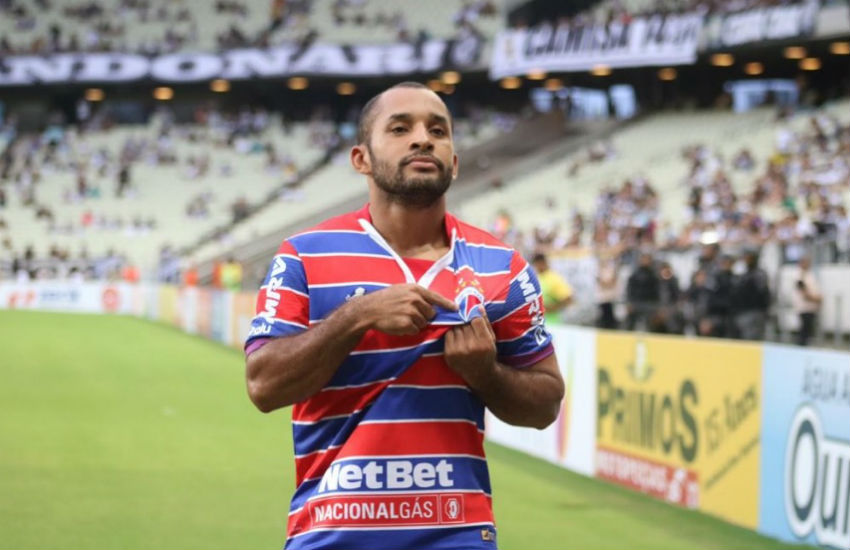 Edinho desequilibra, Fortaleza vence Ceará e tem vantagem na final do Campeonato Cearense