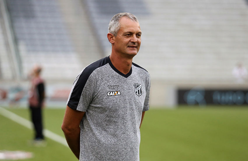 Ceará enfrenta Náutico pelas quartas de final da Copa do Nordeste