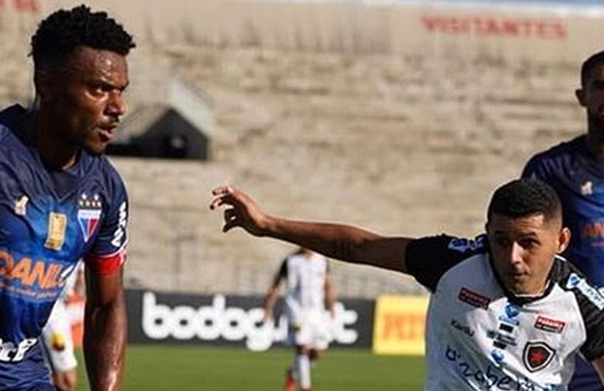 TV Jangadeiro transmite final da Copa do Nordeste entre Fortaleza e Botafogo/PB