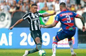 Botafogo venceu por 1 a 0 (FOTO: Vitor Silva / Botafogo)