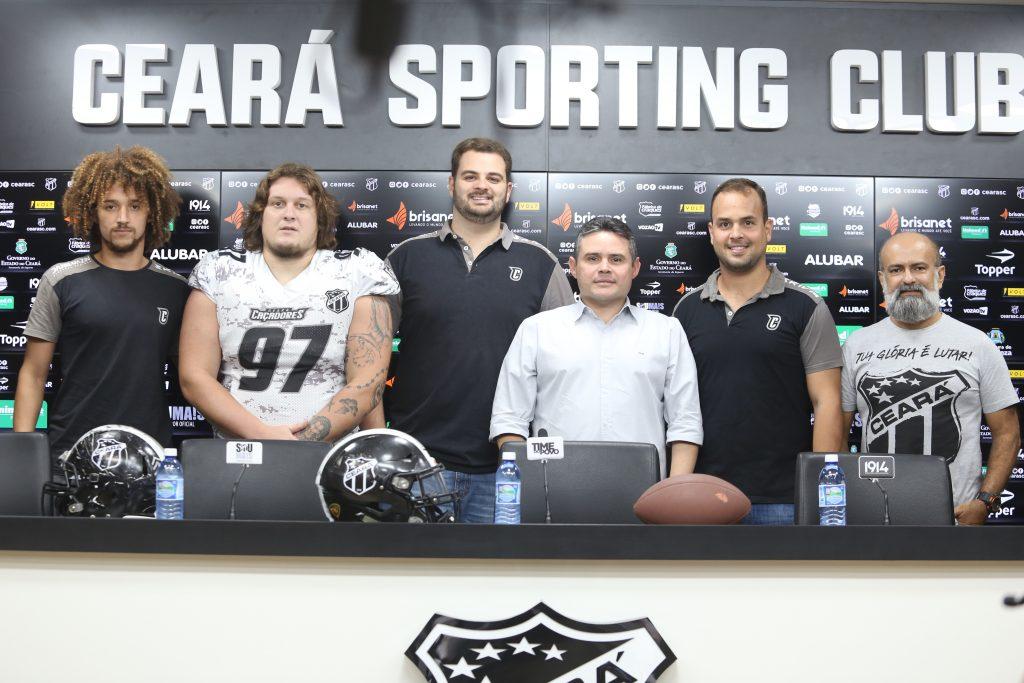A parceria foi oficializa na quinta-feira (23) (FOTO: Bruno Aragão/cearasc.com)