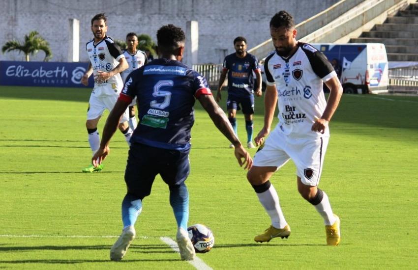 Fortaleza e Botafogo/PB fazem final inédita da Copa do Nordeste